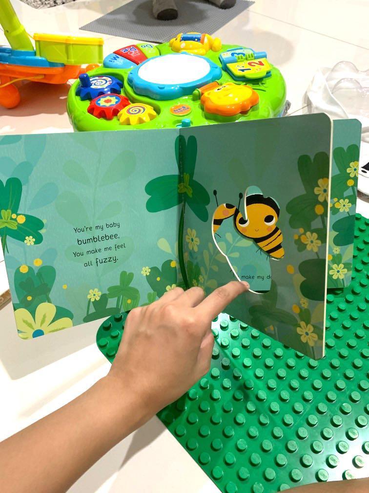 Cuddle bug ( buku cerita import )