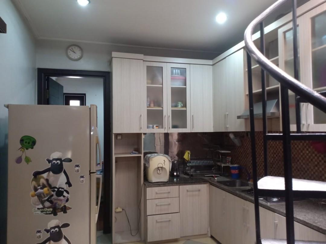 Dijual Rumah Siap huni 2 lantai Dibilly moon pondok kelapa jakarta timur