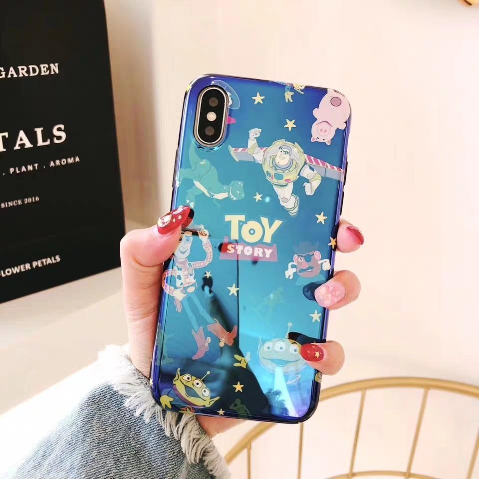 Disney 迪士尼 Toy story 玩具總動員 胡迪 巴斯 三眼仔 火腿豬 iPhone 殼 手機殼 #MTRkt