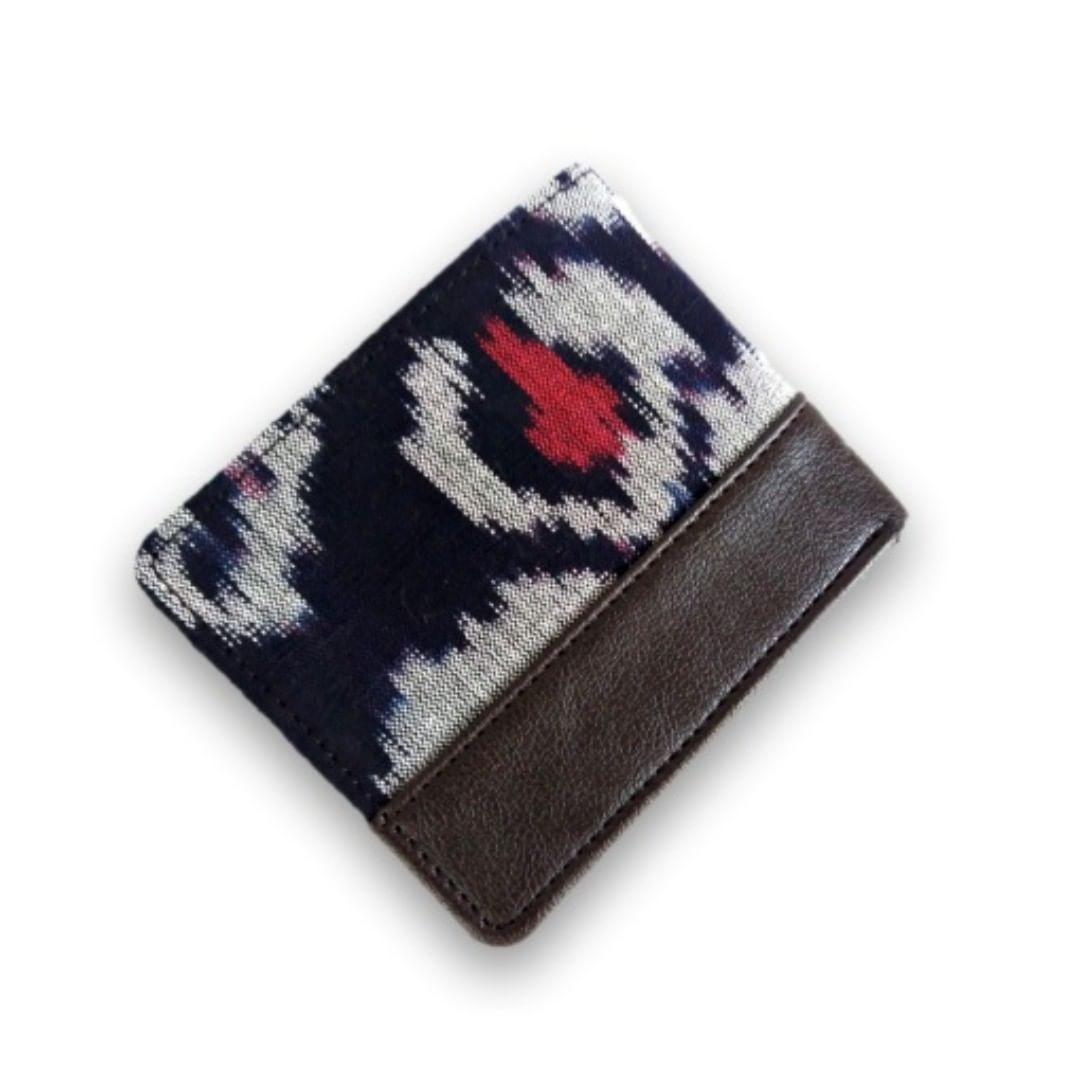 Dompet Lipat Tenun