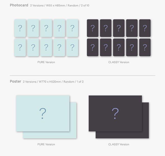 [EMS PO] Kim Jaehwan 1st Mini Album - Another