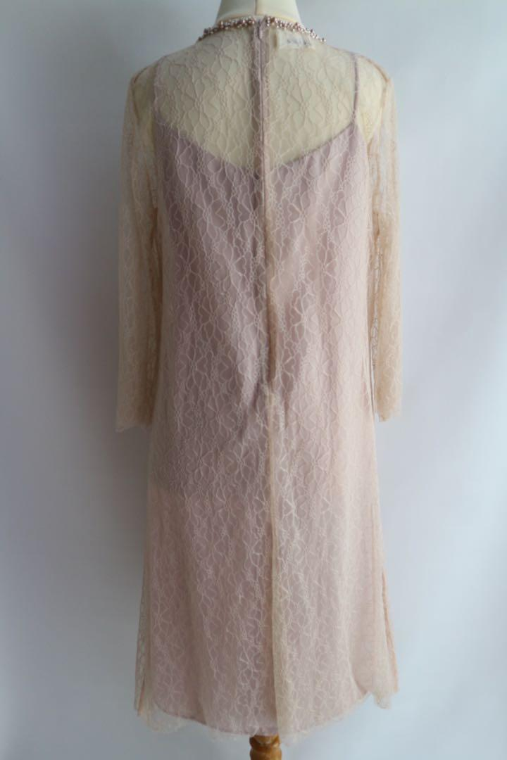 FOR RENT kina atelier lucy lady dress