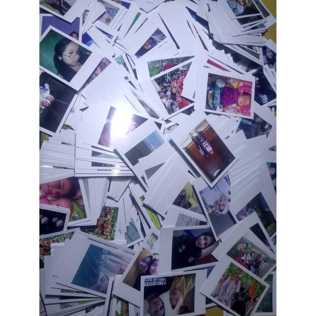 Foto Polaroid Min 25 Foto