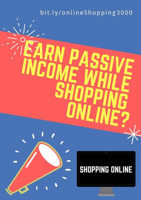 Free Online Shopping & Earn Income