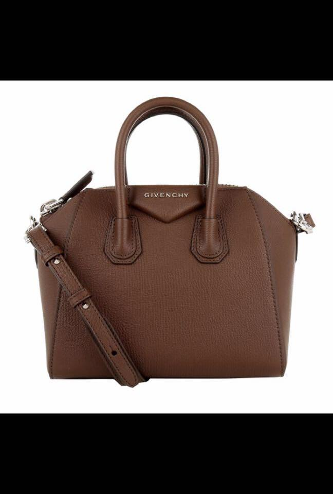 Givenchy Antigona Mini bag brown