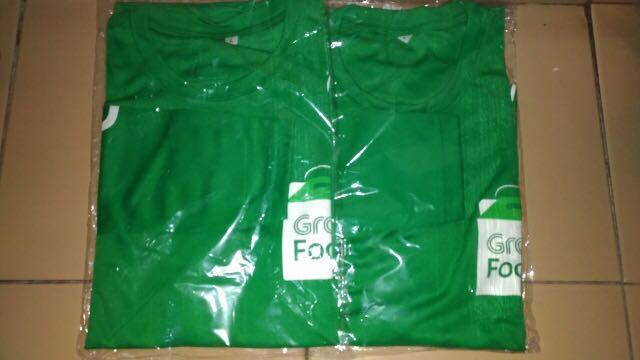 GrabFood longsleeve shirt