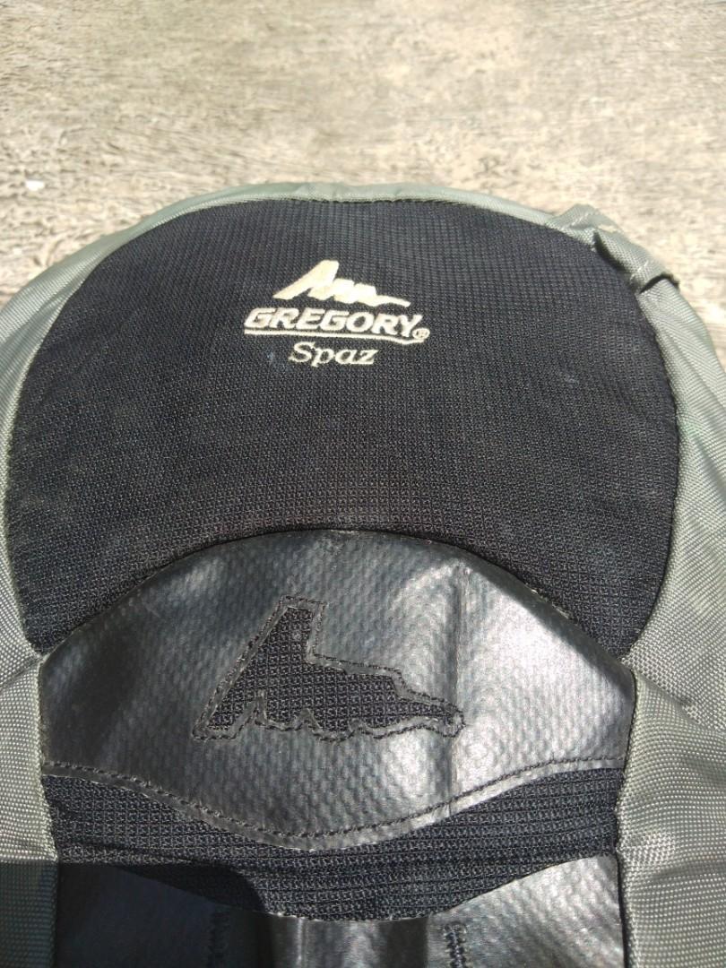 GREGORY SPAZ bukan osprey eiger deuter