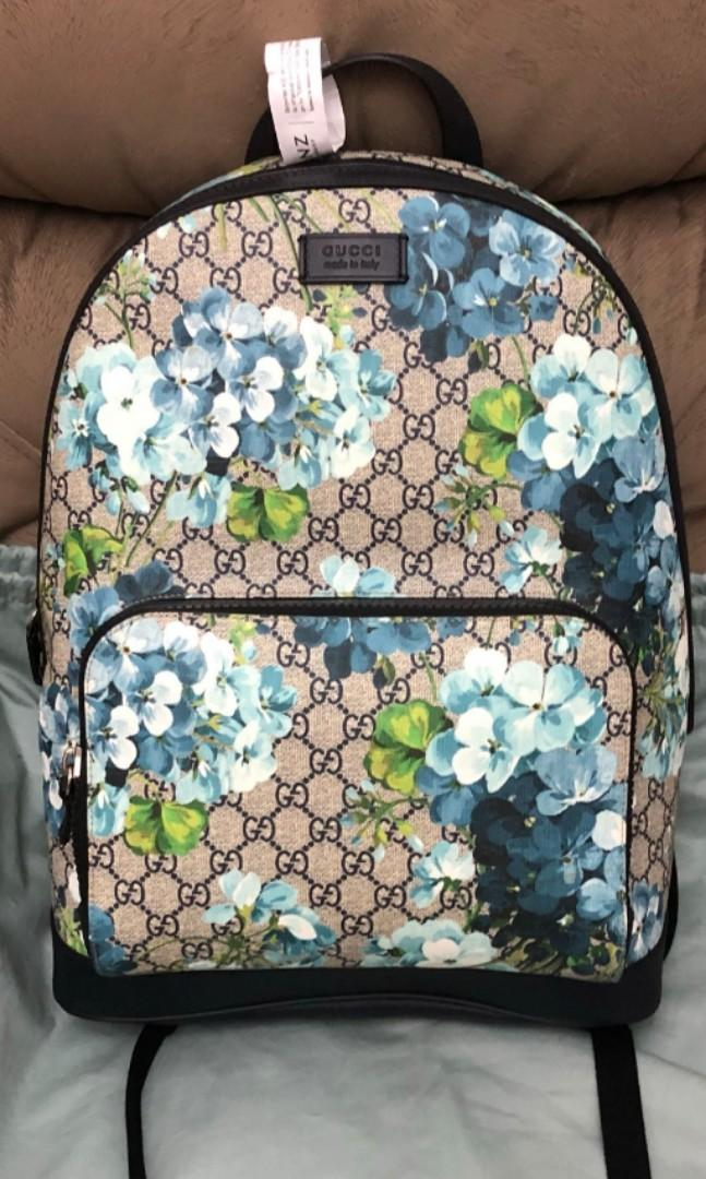 Gucci Blooms Backpack