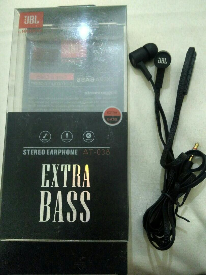 Headset AT-038 Extra Bass