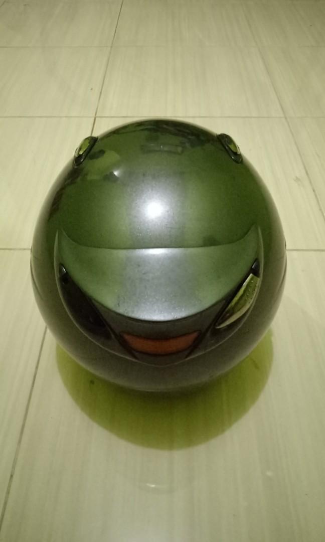 Helm INK bekas #BAPAU