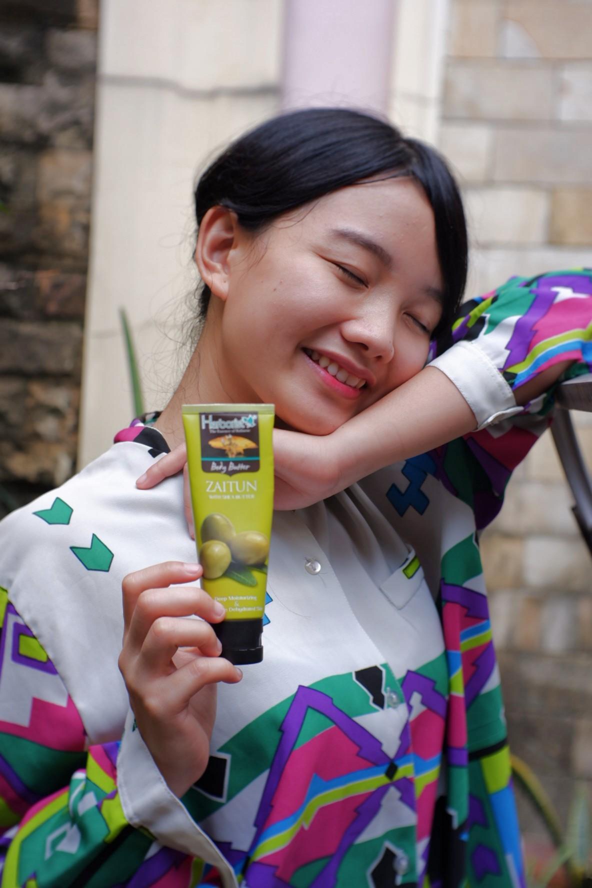 Herborist Body Butter Zaitun #Bapau