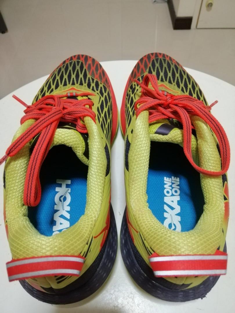 Hoka One One Speed Instinct Trail Shoes