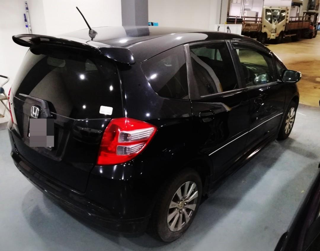 Honda Fit for Rent!