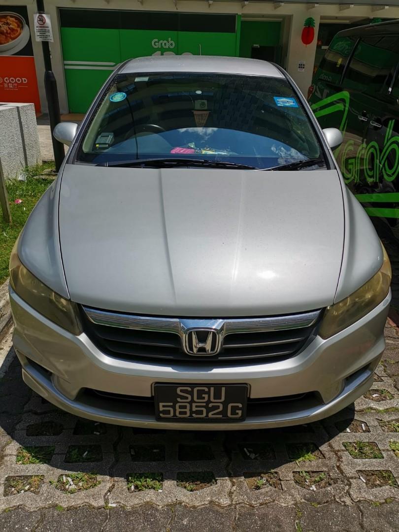 Honda Stream 1.8 Auto for rent!Welcome GOJEK/GRAB/TADA/RYDE/PERSONAL USE