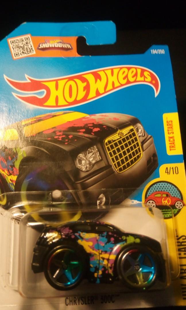 Hot Wheels CHRYSLER 300C