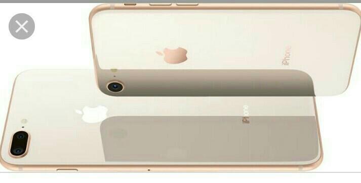 I phone 8+ 64gb gold new garansi resmi