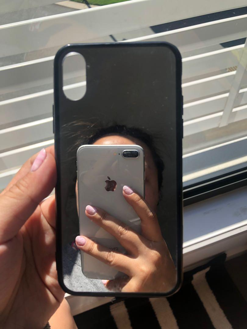 iPhone X XS mirror case
