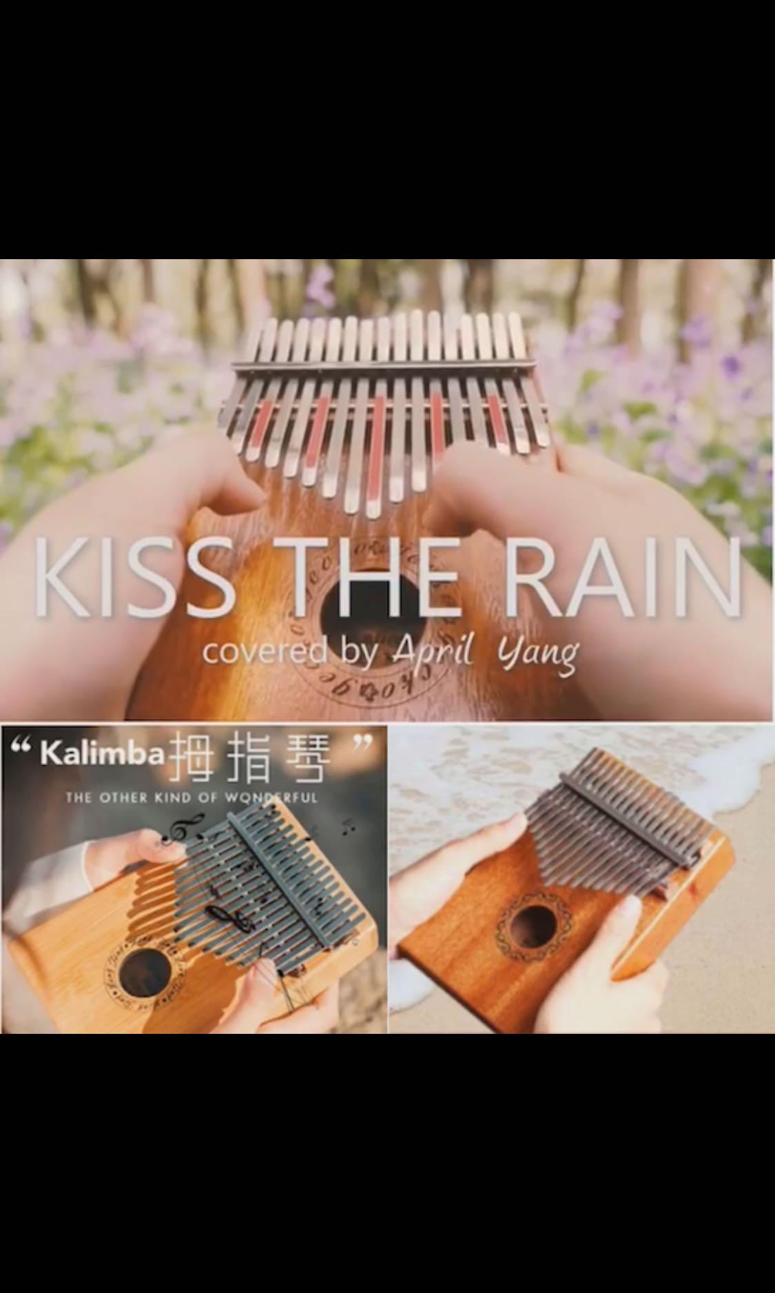 Kalimba 卡林巴拇指琴