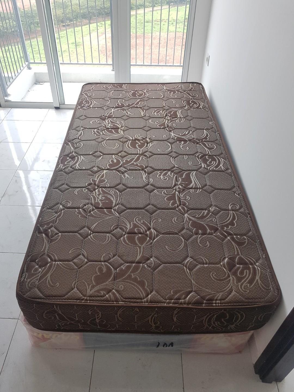 Kasur Spring Bed Single Gajah Perabotan Rumah Di Carousell Harga kasur spring bed kecil