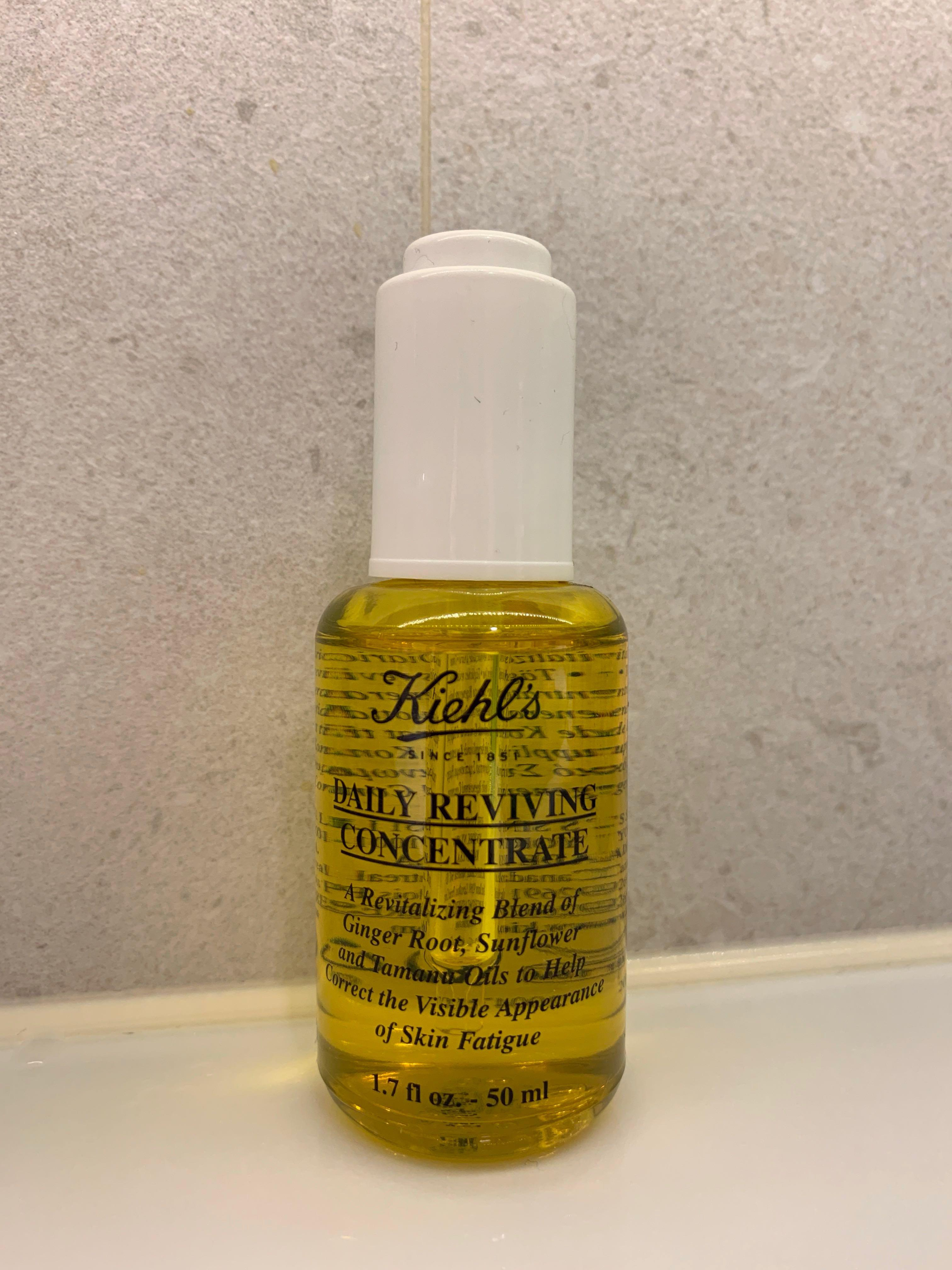 Kiehl's Daily Reviving Concentrate 50ml (99% NEW)