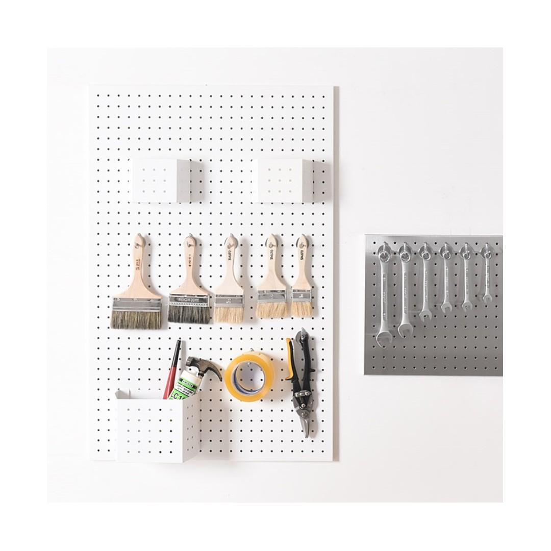 Kitchen Pegboard Accessories Organizer Hook Kitchen Toilet