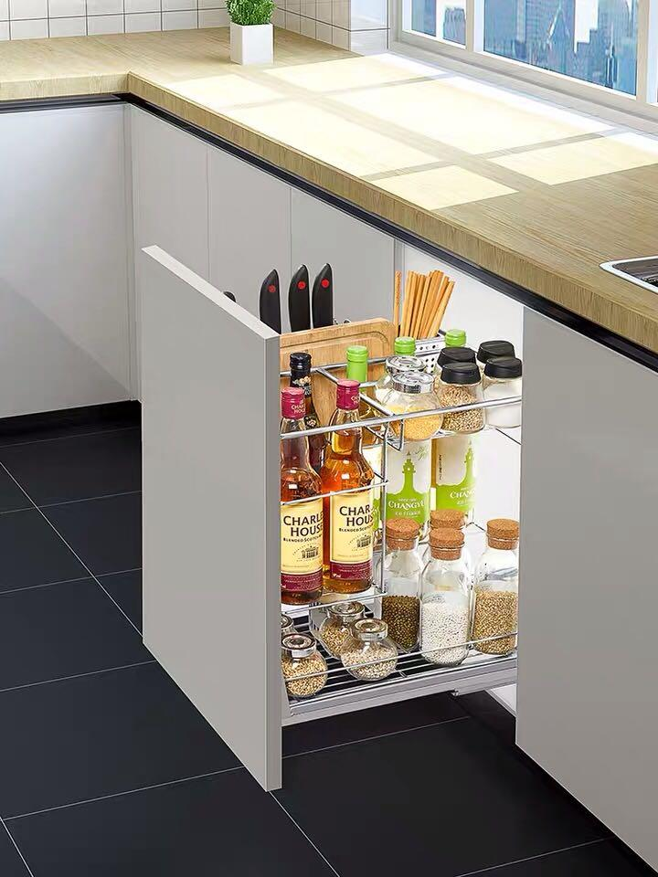 Kitchen Pull Out Basket Furniture