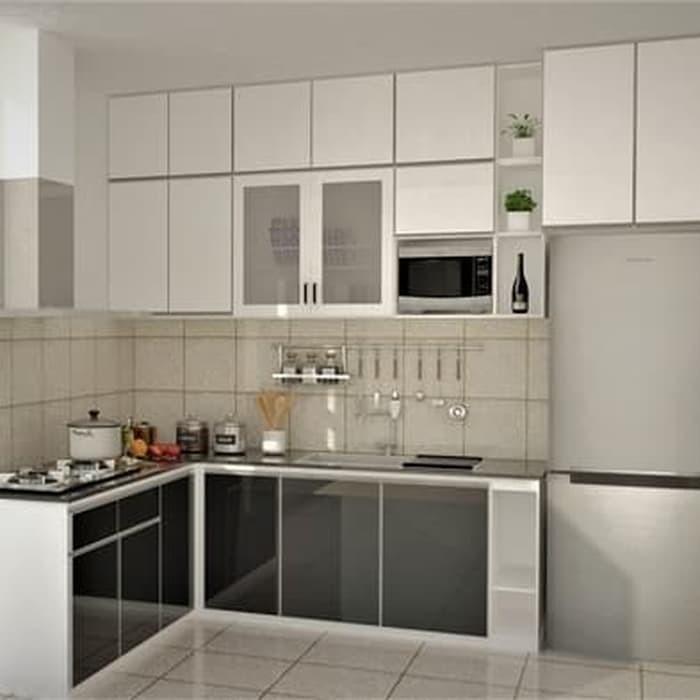Kitchen Set Aluminium modern