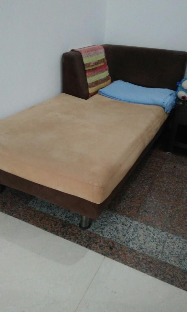 Kurs sofa 3 sit