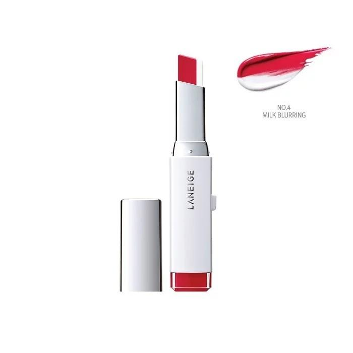 Laneige Two Tone Lipstick (No.4 Milk Blurring)