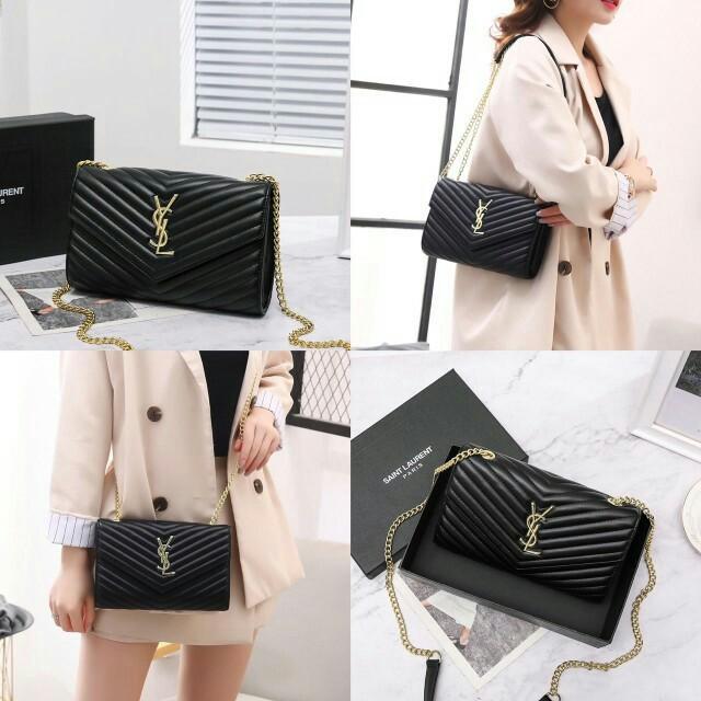[LAURENT WOC SHOULDER BAG 2069] Tas Fashion Wanita Impor Murah