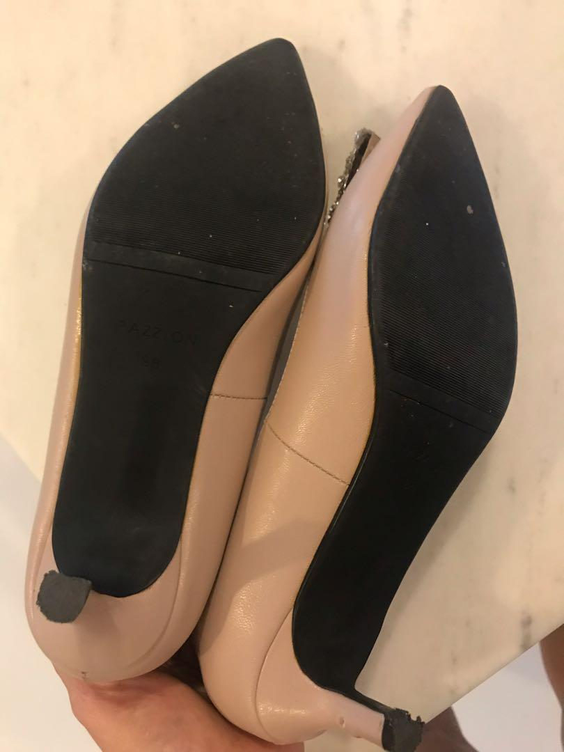 Light pink Pazzion Shoes
