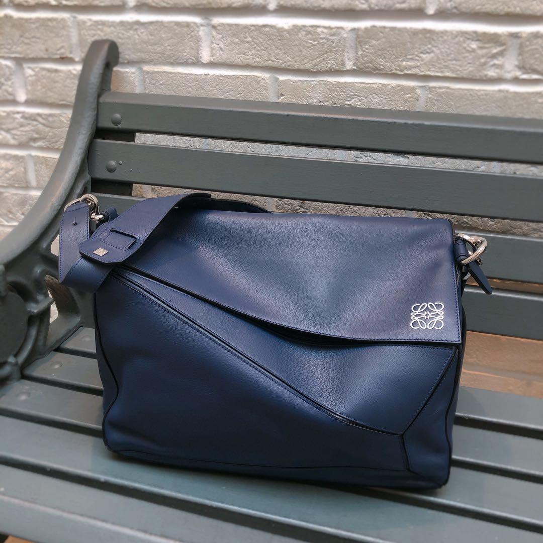 Loewe Puzzle Bag Large