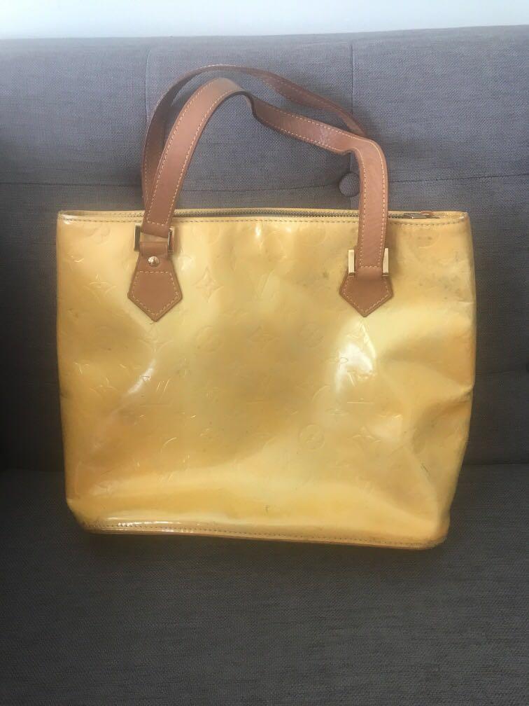Louis Vuitton - project purse