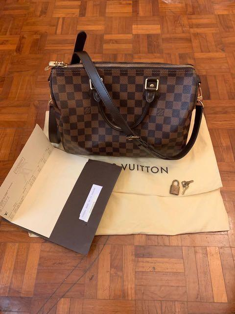 Louis Vuitton Bandou 30 2015 Complete Set