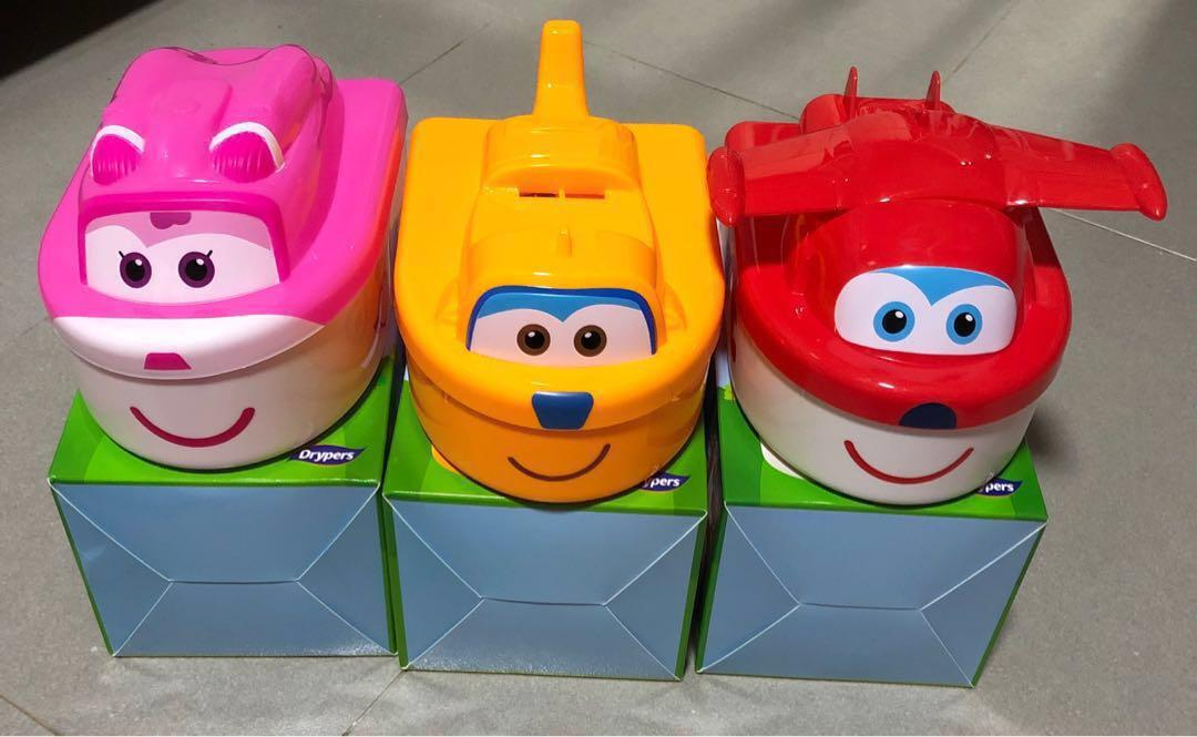 263c9b37e081 Lunch box Super Wings, Babies & Kids, Strollers, Bags & Carriers on ...