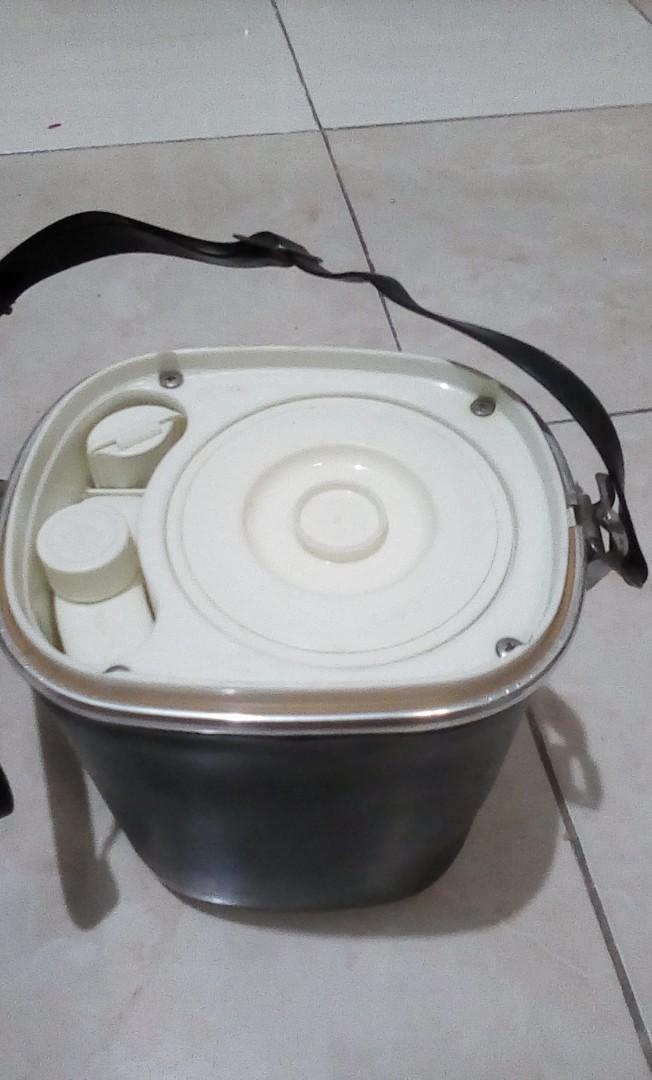 Lunch box zojirushi jepang