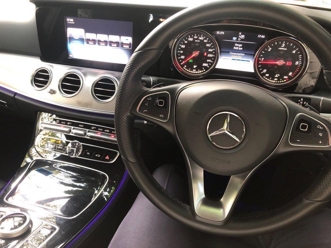 Mercedes E-Class 220d