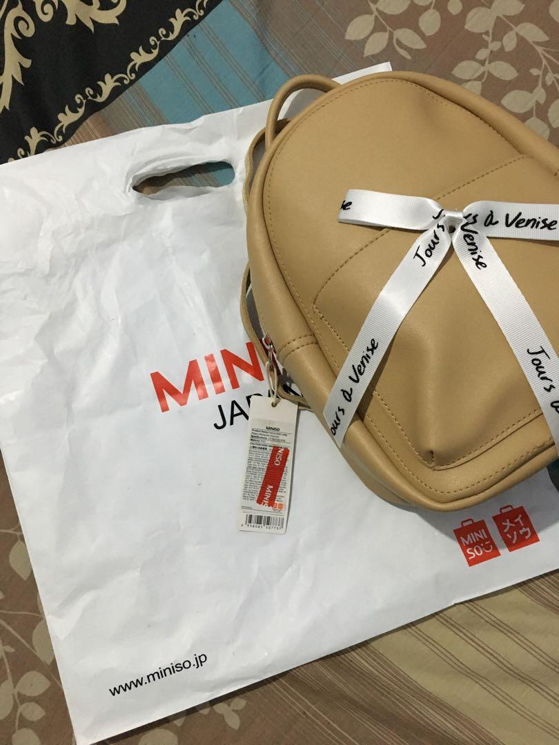 Miniso Mini Backpack