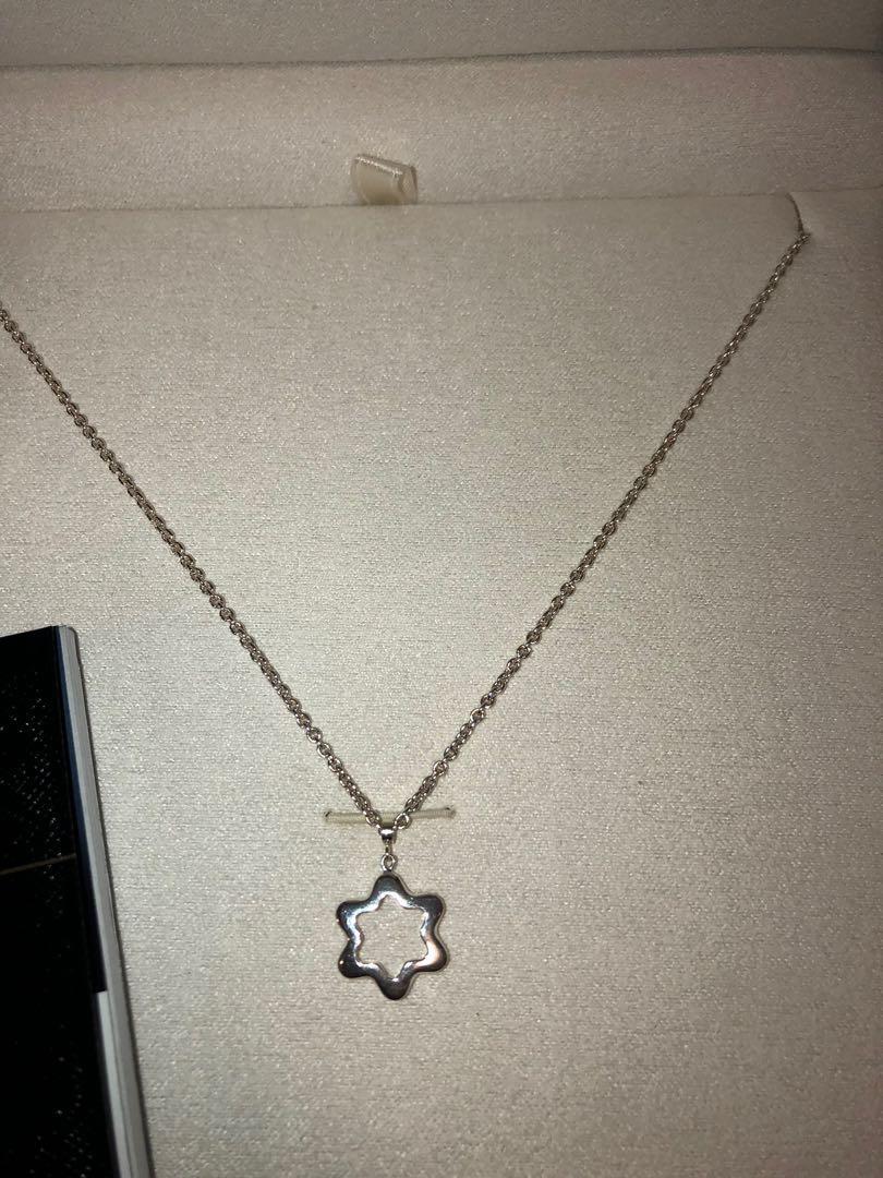 Mont Blanc necklace
