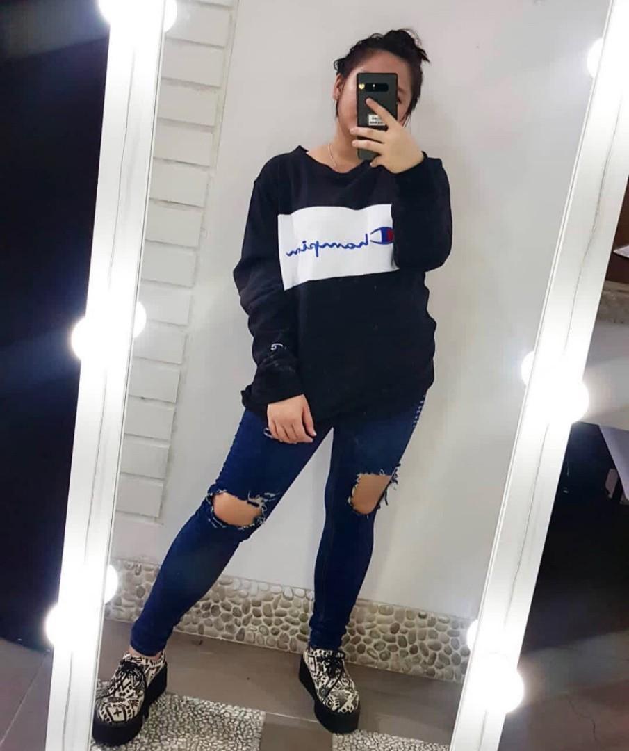 NEW Champion Sweatshirt