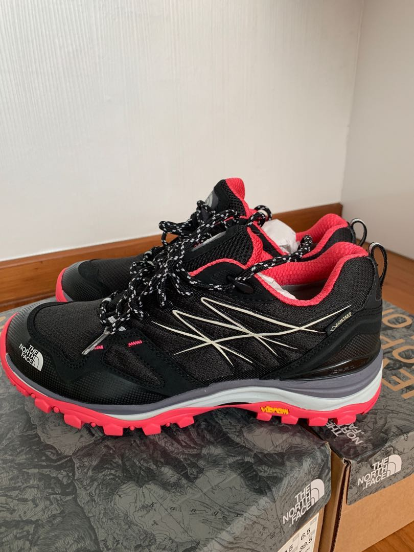 North Face trekking / trial shoes