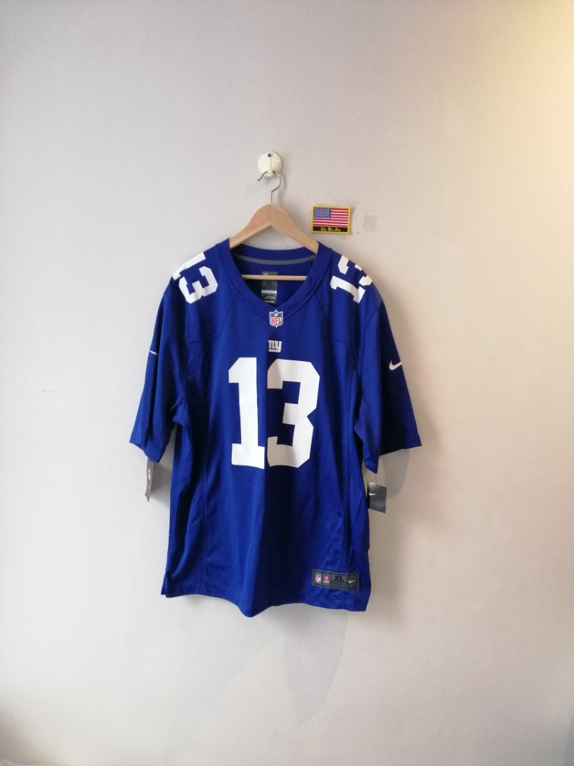 super popular c922f 69d16 Ny giants odell nike nfl football jersey