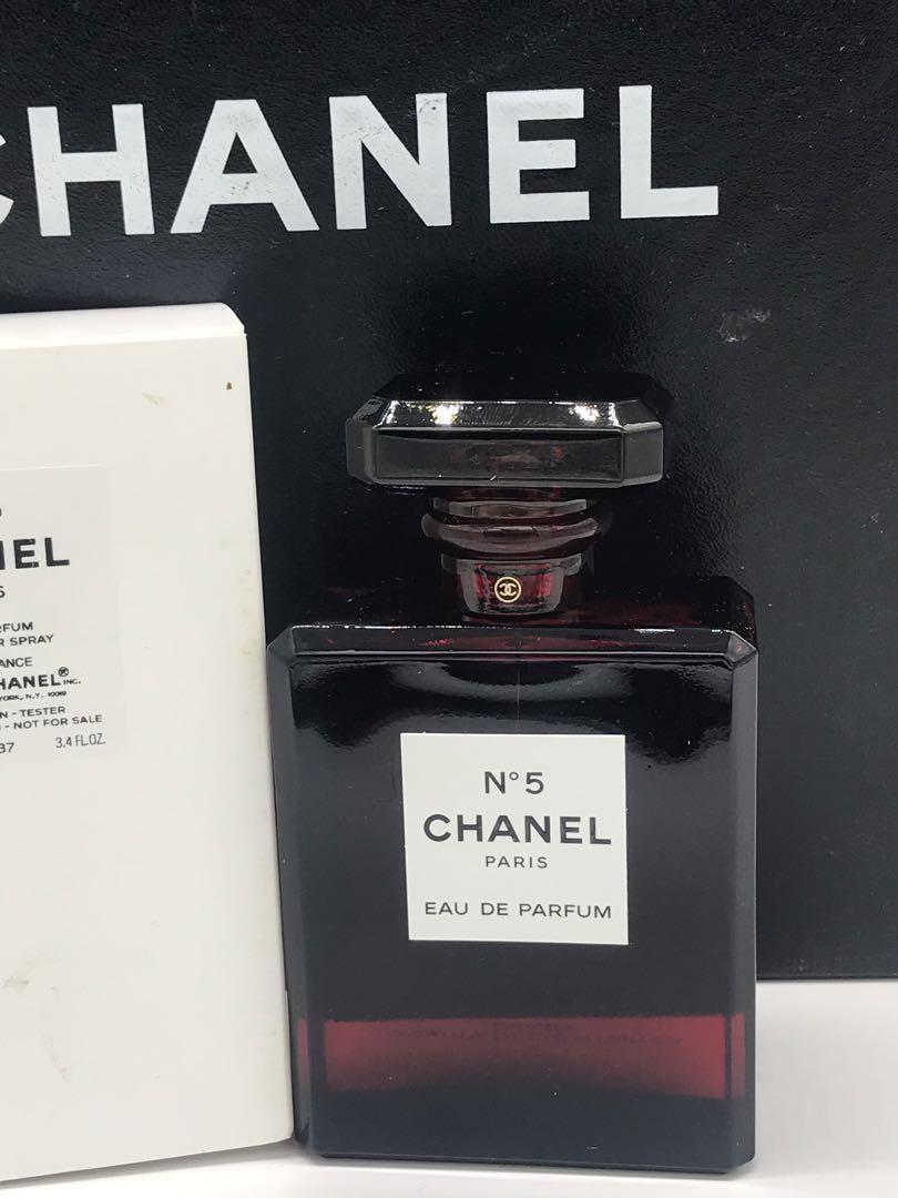 Original Chanel no 5 Limited edition EDP perfume 100ml RRP $290