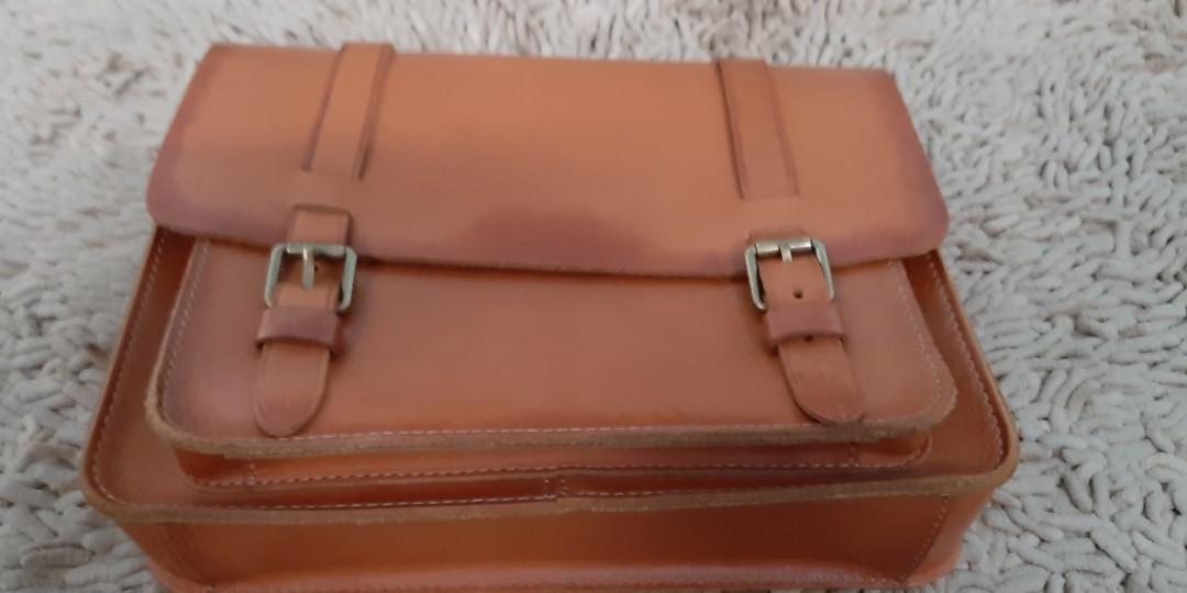Original Leather Fossil Bag