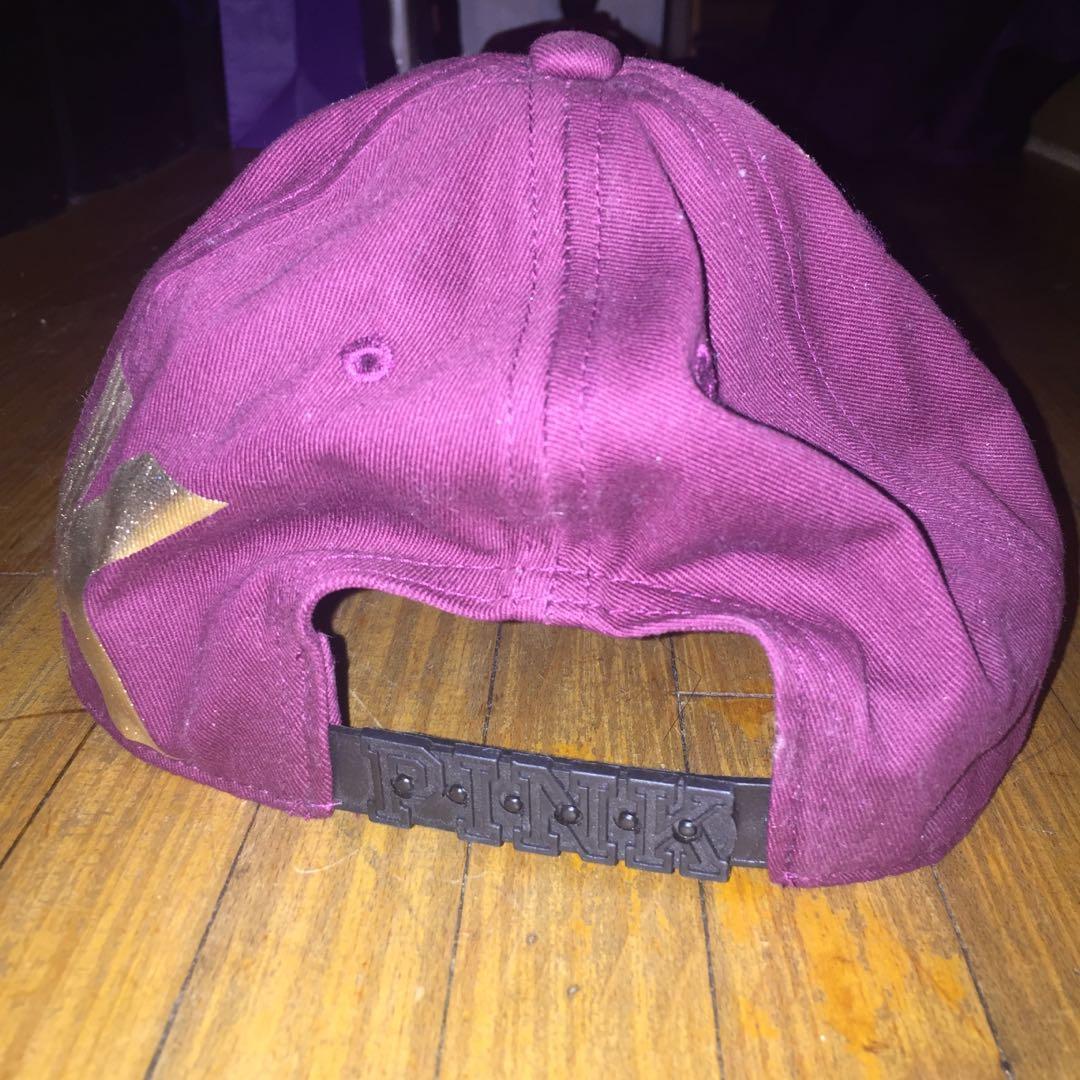 PINK Victoria secret baseball cap