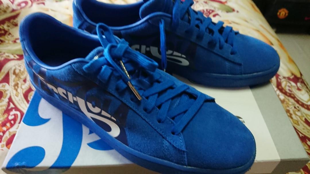 best sneakers 6fec0 79a59 PUMA PEPSI 20TH ANNIVERSARY SUEDE, Men's Fashion, Footwear ...