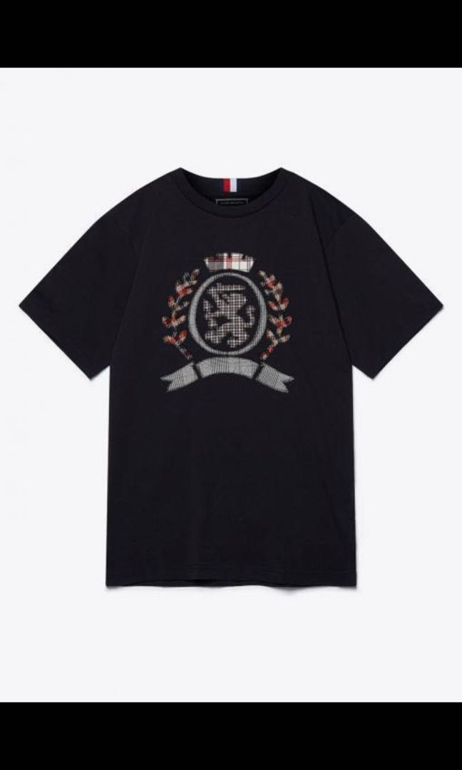 fac83174 Repriced] Tommy Hilfiger crest tee, Men's Fashion, Clothes, Tops on ...