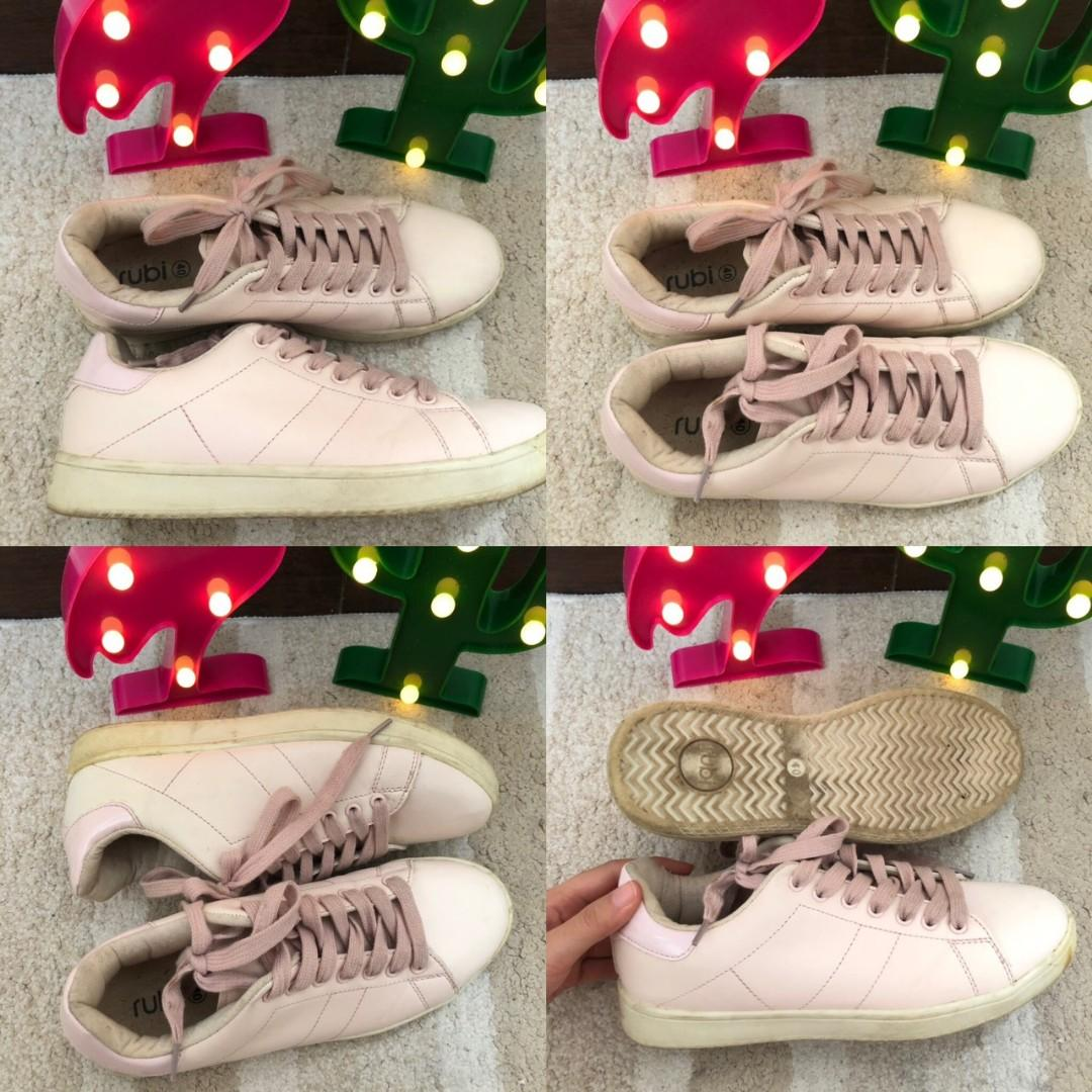 Ruby shoes baby pink