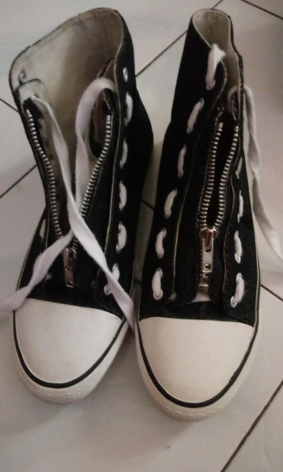 Sepatu pria/wanita dolce & gabana size 38.5