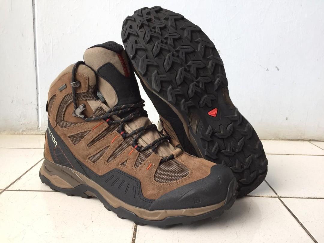 Sepatu Salomon Conquest GTX
